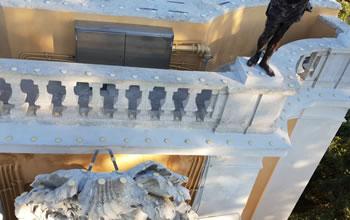 gel bird free afastar pombos de edificios historicos