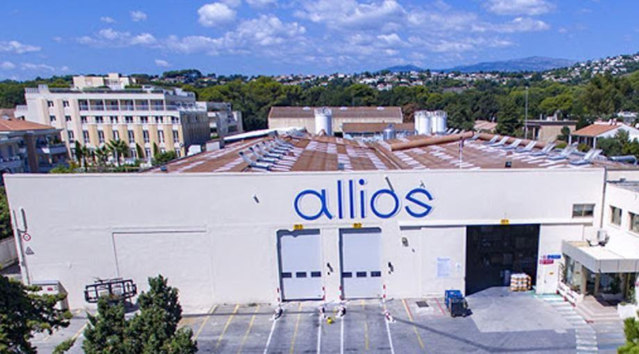 Gel Bird Free Allios paint factory Provence
