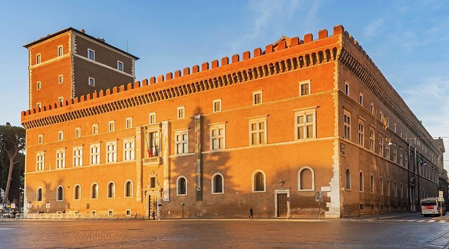 Gel Bird Free Palazzo Venezia Roma