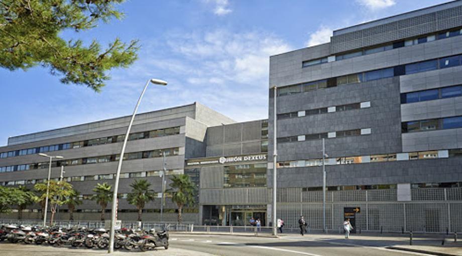 Gel Bird Free Quiron Dexeus Hospital Barcelona